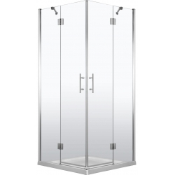 Deante Abelia KTA 043P szögletes zuhanykabin 90 cm