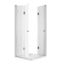Deante Kerria KTK 042P szögletes zuhanykabin 80 cm