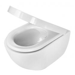 Deante Peonia PN CDE 6ZPW perem nélküli fali WC