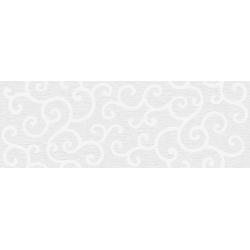 Porcelanosa Deco Saigon Blanco dekorcsempe 31,6x90 cm