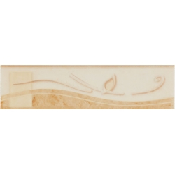 Zalakerámia Domus SZ-2 dekorcsík 20 x 5 cm