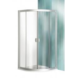 Roltechnik Exclusive Line ECR2 íves zuhanykabin 100 cm