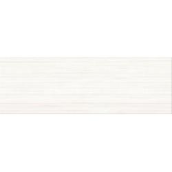 Opoczno Elegant Stripes White falicsempe 25x75 cm