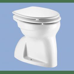 Alföldi Bázis Alsó Kifolyású Laposöblítésű Gyerek WC 4004 00