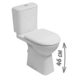 Jika Olymp 823619 Mélyöblítésű Kombi Álló WC