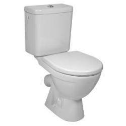 Jika Lyra Plus 826384 Mélyöblítésű Kombi Ferde Lefolyóval Álló WC