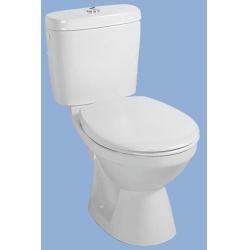 Alföldi Saval 2.0 Mélyöblítésű Hátsó Kifolyású Monoblokk WC 7090 19