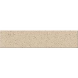 Opoczno Kallisto K4 Beige Skirting lábazati elem 7,2 x 29,7 cm