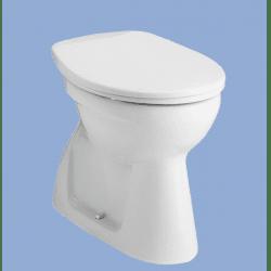 Alföldi Bázis Alsó Kifolyású Mélyöblítésű Álló WC 4033 00