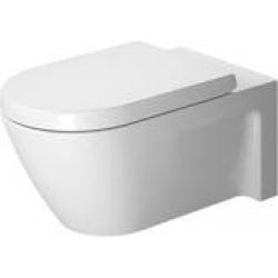 Duravit Starck 2 Mélyöblítésű Fali WC 253309 00 00