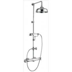 Sapho LO411151 zuhanyoszlop termosztatikus csapteleppel