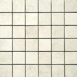 Marazzi Stone-Collection M54V Stone-White üvegszálas ragasztott mozaik 30 x 30 cm