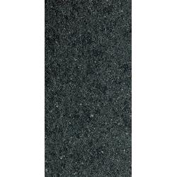 Marazzi Monolith M68P Monolith Black Rett. Bocciardato gres rektifikált falicsempe és padlólap 30 x 60 cm