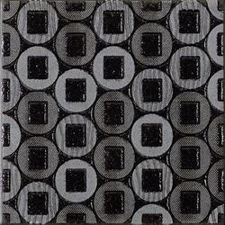 Marazzi Naturalstone M6QR Inserto Naturalstone White / Naturalstone Black dekorcsempe 10 x 10 cm