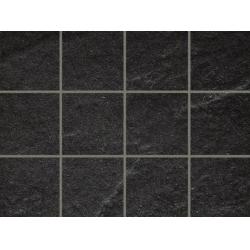 Marazzi Naturalstone M7U1 Naturalstone Black P.C. gres falicsempe és padlólap 10 x 10 cm