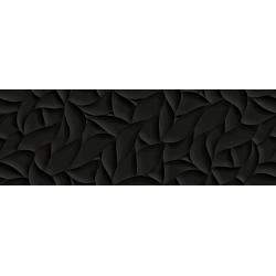Porcelanosa Marmi Deco Negro dekorcsempe 31,6x90 cm