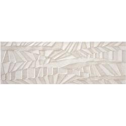 Rocersa Materia Dec-2 Blanco dekorcsempe 29 x 85 cm