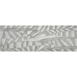 Rocersa Materia Dec-2 Gris dekorcsempe 29 x 85 cm