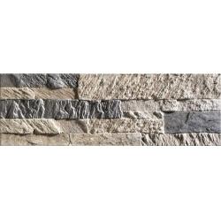 Mijares Menfis Gris falburkolat 15 x 45 cm