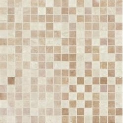 Marazzi Stonevision MHZT Mosaico üvegszálas ragasztott mozaik 32,5 x 32,5 cm
