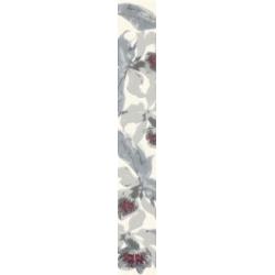 Kwadro Milek Bianco dekorcsík 4,8 x 33,3 cm