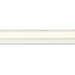 Kwadro Milek London Bianco dekorcsík 5 x 25 cm