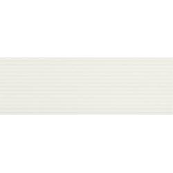 Marazzi Concreta MJ2X Concreta Stripe Bianco rektifikált falicsempe 32,5 x 97,7 cm