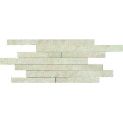 Marazzi Multiquartz MJT4 Muretto üvegszálas ragasztott mozaik 30 x 60 cm