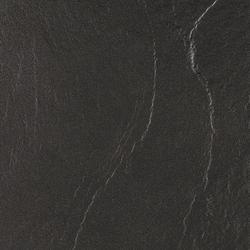 Marazzi Stonehenge MKYR Stonehenge Black gres falicsempe és padlólap 30 x 30 cm