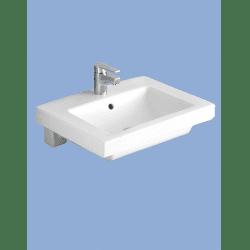 Alföldi Liner Mosdó  5125 L1 R1 66 x49 cm