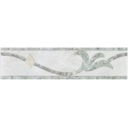 Zalakerámia Duna / Mura / Tisza MURA SZ-3 dekorcsík 20 x 5 cm