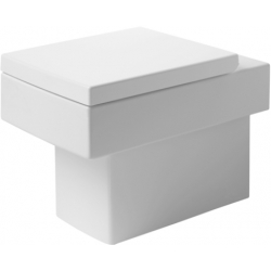 Duravit Vero Mélyöblítésű Hátsó Kifolyású Álló WC 211709 00 00