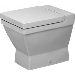 Duravit 2nd floor Mélyöblítésű Hátsó Kifolyású Álló WC 011009 00 00