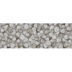 Porcelanosa Oxo Garden Gris rektifikált falicsempe 31,6x90 cm