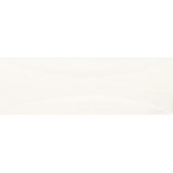 Paradyz Manteia Bianco Struktura falicsempe 20x60 cm