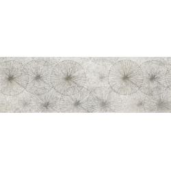 Paradyz Nirrad Grys Inserto dekorcsempe 20x60 cm