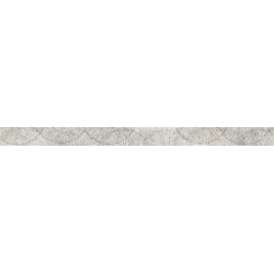 Paradyz Nirrad Grys Listwa dekorcsík 4x60 cm
