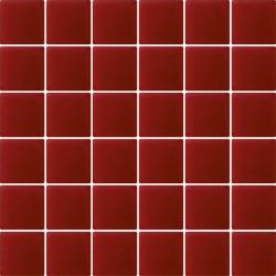 Paradyz Reflection Reflex Uniwersalna Mozaika Szklana Paradyz Karmazyn üvegmozaik 29,8x29,8 cm (Kocka: 4,8x4,8 cm)