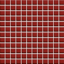 Paradyz Reflection Reflex Uniwersalna Mozaika Szklana Paradyz Karmazyn üvegmozaik 29,8x29,8 cm