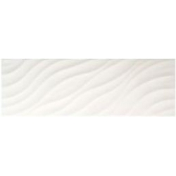 Azulev Pure Level Blanco falicsempe 20 x 60 cm