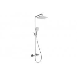 Ravak Termo 300 TE 093.00/150 zuhanyoszlop zuhanykabinhoz termosztátos csapteleppel, állítható fej - és kézizuhannyal