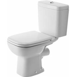 Duravit D-Code Mélyöblítésű Hátsó Kifolyású Kombináció Álló WC 211109 00 002
