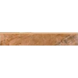 Azulev Rodapié Slate Indian lábazati elem 8 x 45 cm