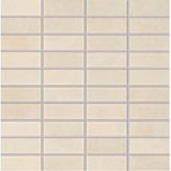 Rondine Metallika Mosaico Mattoncino White Gold J81915 mozaik 30x30 cm