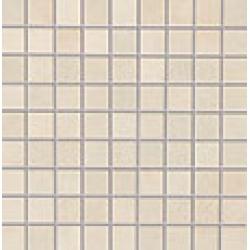 Rondine Metallika Mosaico Quadrotta White Gold J81916 mozaik 30x30 cm