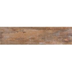 Rondine Metalwood Tobacco J84076 gres fahatású falicsempe és padlólap 15x61 cm