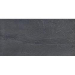 Rondine Monolith Black J84429 gres falicsempe és padlólap 34x68 cm