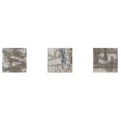 Rondine Old Navy Words Mix J84622 3 részes dekorcsempe 15x15 cm