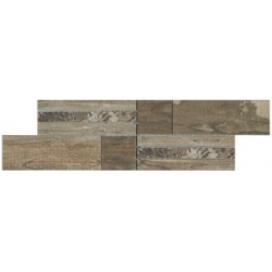 Rondine Salvage Fascia Brown J84665 mozaik mix 14x50 cm