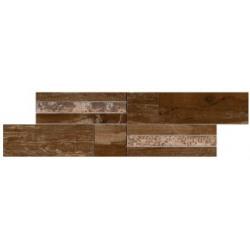 Rondine Salvage Fascia Sienna J85508 mozaik mix 14x50 cm